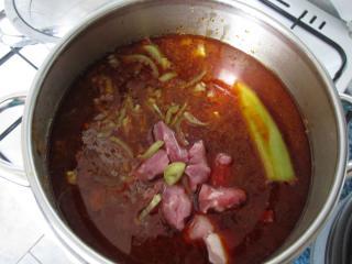 Wieprzowe mięso