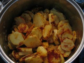 Dusimy ziemniaki