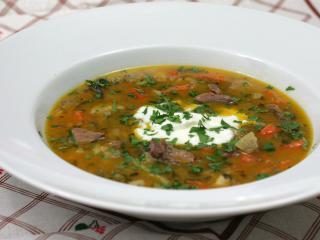 Zupa z kaczki