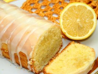 Cytrynowy chlebek