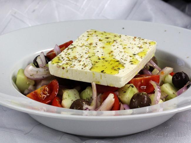 Grecka Salatka Przepis sa Atka Grecka
