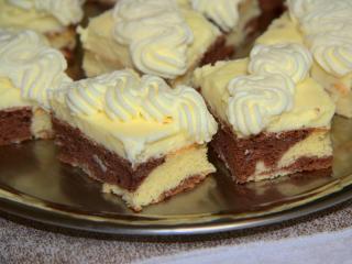 Ciastka kremowe z mascarpone