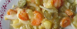 Sałatki ziemniaczane
