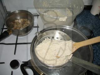 Gotowanie kluseczek