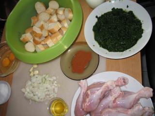 Przygotowanie udek z kurczaka