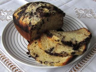 Garnuszkowe ciasto z domowej piekarni