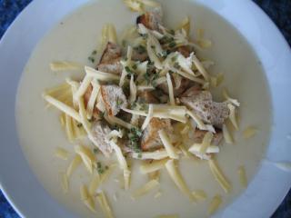 Zupa kukurydziana