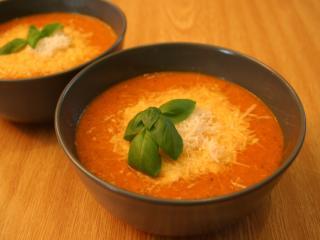 Zupa pomidorowa Fantozziego
