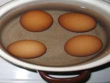 Przygotowanie jajek