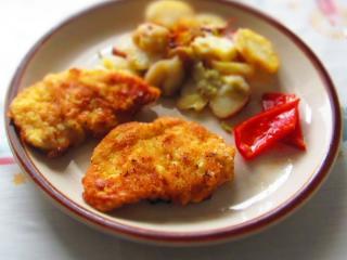 Domowe piersi z kurczaka