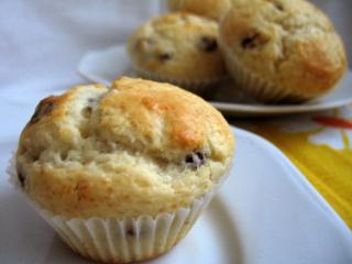 Garnuszkowe muffiny