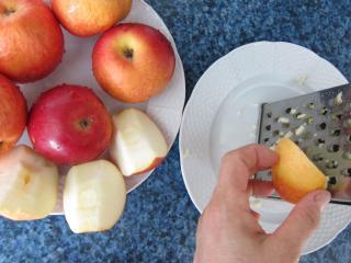 Jabłkowa kasza