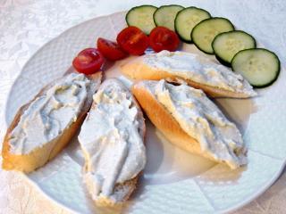 Pasta z sera Lazur