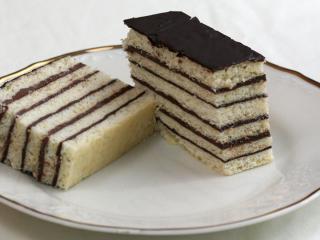 Domowe ciasto Dobosza