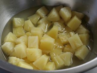 Miksujemy ananasa