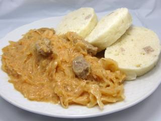 Segedyński gulasz