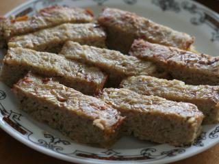 Mięsna zapiekanka z domowej piekarni