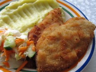 Smażone filety z kurczaka
