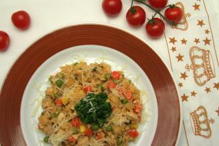 Drobiowe risotto