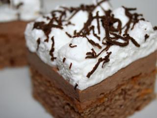 Kakaowe ciasto z kakaa instant