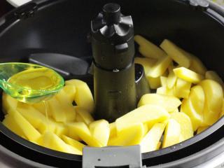 Pieczenie ziemniaków
