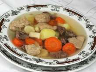 Zupa wołowa