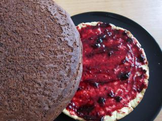 Układamy tort