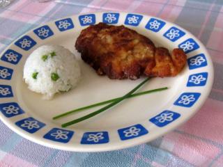 Piersi z kurczaka w jogurtowej marynacie