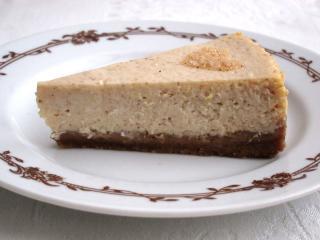 Cynamonowy cheesecake