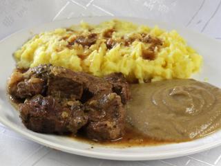 Wołowina z selerem