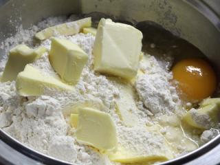 Maślane ciasto
