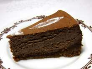 Kawowo-serowe ciasto