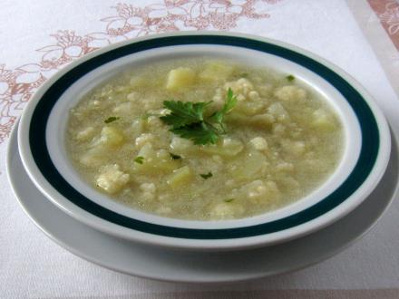 Kalarepowa zupa dla dzieci