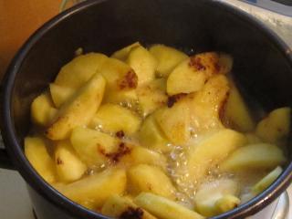 Jabłkowy kompot