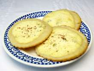Ciasteczka z bryndzą