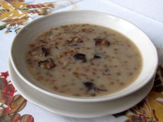 Świąteczna zupa z soczewicy