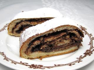 Kakaowo-orzechowa strucla