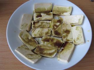 Przygotowanie tofu