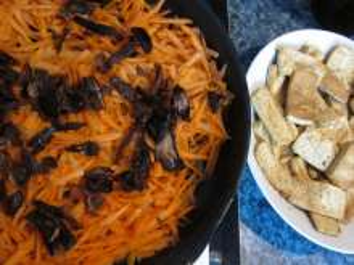 Przygotowanie warzyw