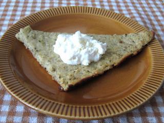 Kućmok - placek ziemniaczany