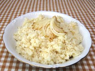 Cebulowy ryż