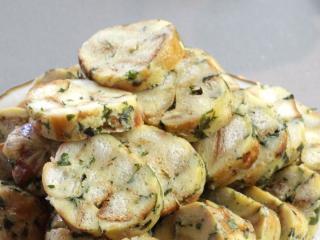 Karlowarskie tostowe knedliki