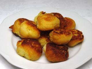 Ziemniaczano-bryndzowe krokiety