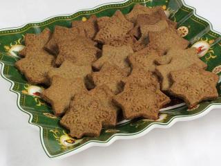 Szwedzkie ciasteczka - Pepparkakor