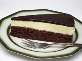 Twarogowy lodowy deser