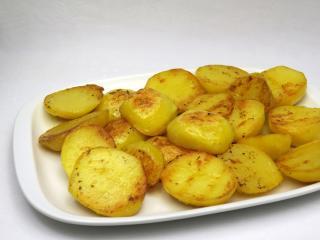Ziemniaki smażone na maśle