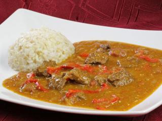 Wołowe curry