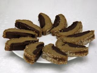 Pełnoziarnisty bananowy chlebek