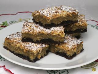 Arachidowe ciasto