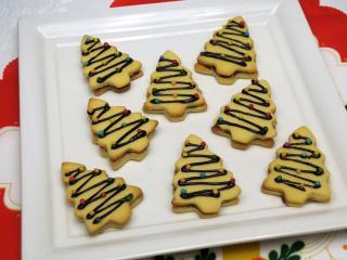 ączone choineczki z żółtek